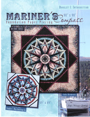 Mariner's Compass ~ Technique of The Month Pattern Set