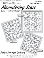 Meandering Stars Extra Foundation Papers