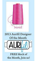 Aurifil Thread Designer