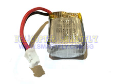 Load image into Gallery viewer, Lipo 3.7V 260mah Battery white connectors KK2DW B