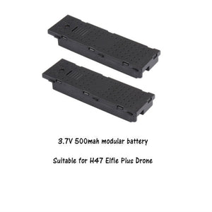 Lipo 3.7V 500mah Battery Modular Elfie Plus B