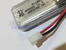 Load image into Gallery viewer, Lipo 3.7V 600mah Battery Losi connectors MJX 708 C