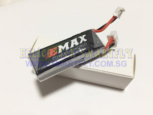 Emax TinyhawkS Spare Part 2S 7.4V 300mAh 35C Lipo Battery for RC Drone FPV Racing
