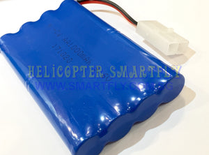 Ni-Cd 9.6V 1000mah battery 2 pin Tamiya connector R26 N2