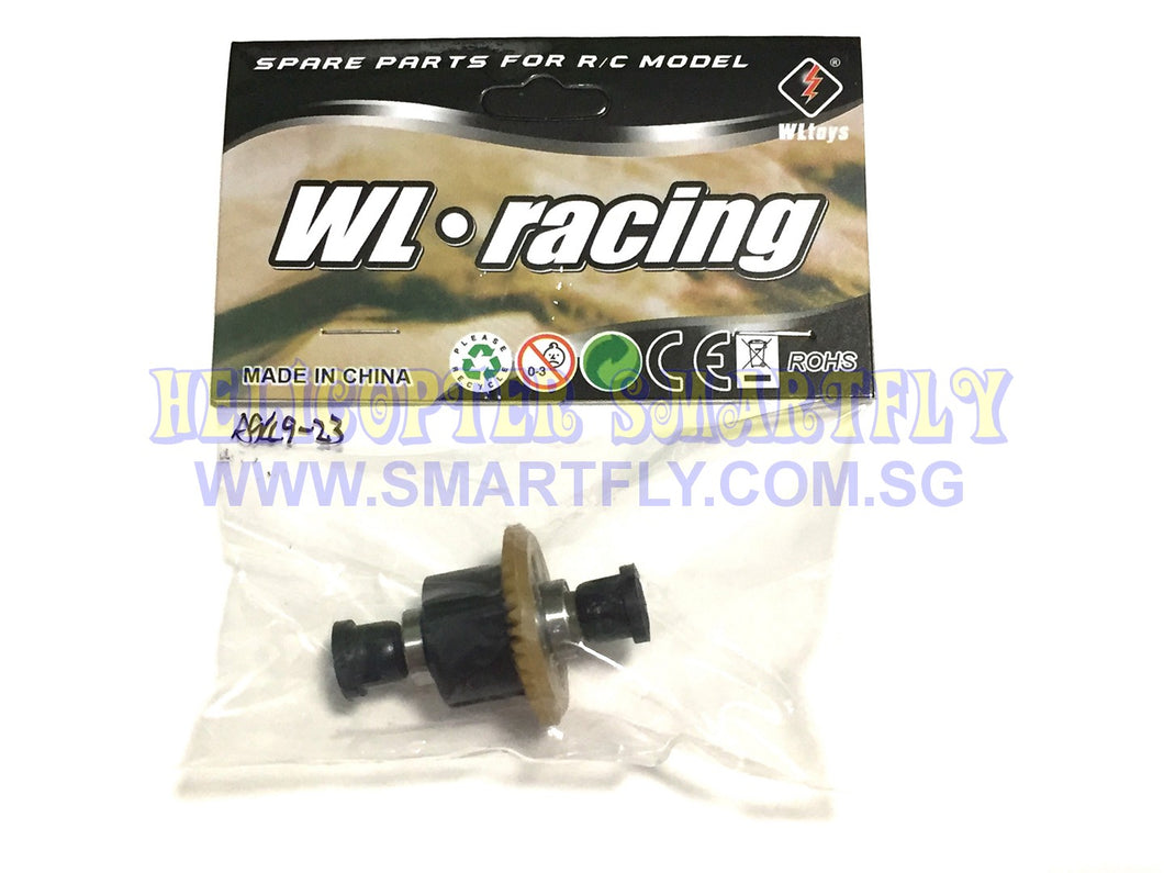WL A949-23 Differential mechanism spare part
