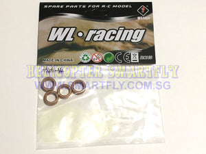 WL A949-34 Oil Bearing (8x12x3.5mm) 4 pcs spare part