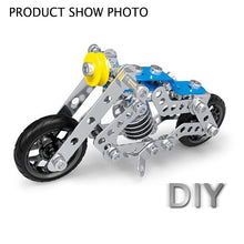 Load image into Gallery viewer, DIY ALLOY MOTORCYCLE