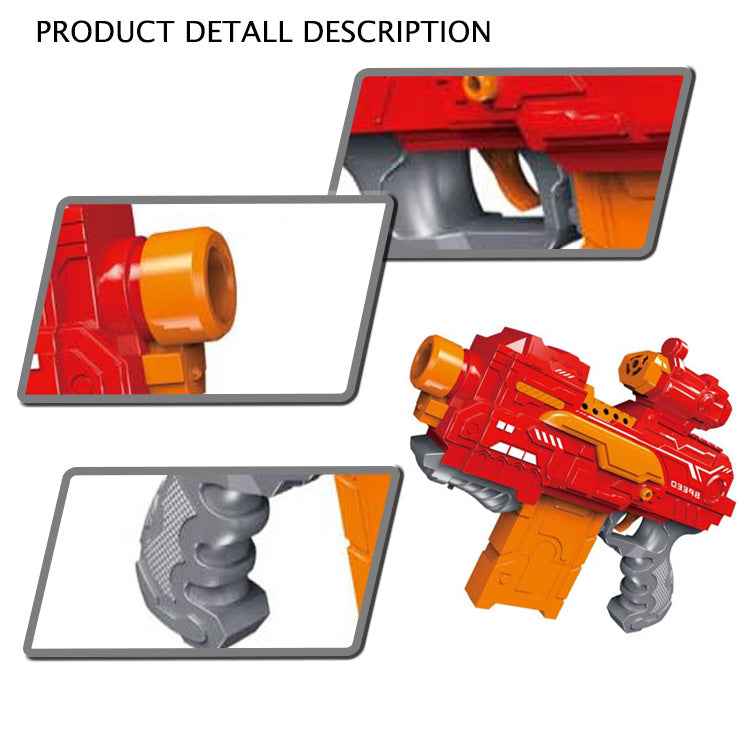 Firestorm Short Bullet Soft Gun