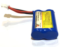 Load image into Gallery viewer, 7.4V 1100mah Lipo Battery for HJ808 RC speed boat