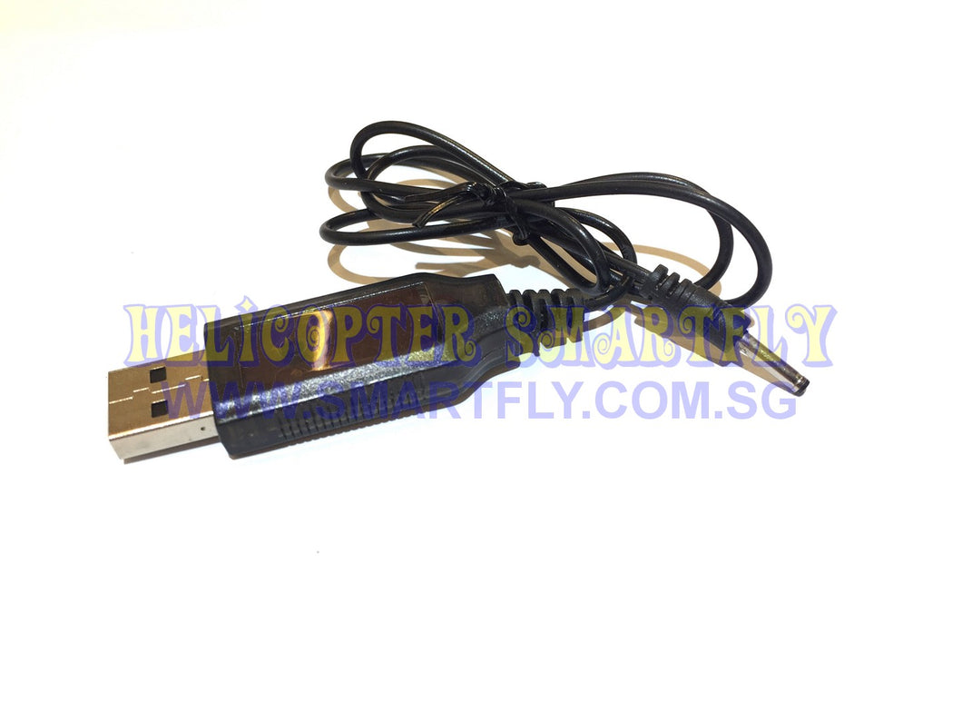3.7V Pin (smaller) type USB Charger U