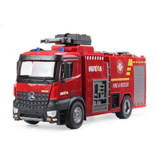 Load image into Gallery viewer, Huina RC Water Spray Fire Truck 1562