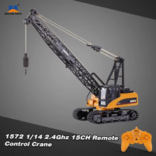 Load image into Gallery viewer, Huina RC 2.4G Tower Crane 1572