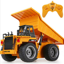 Load image into Gallery viewer, Huina RC 2.4G Dump Truck 1540
