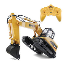 Load image into Gallery viewer, Huina RC 2.4G Excavator 1550