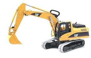 Huina RC 2.4G Excavator 1550 15 channel Die cast 1/14 scale
