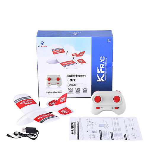 KF606 RC Glider Mini Plane