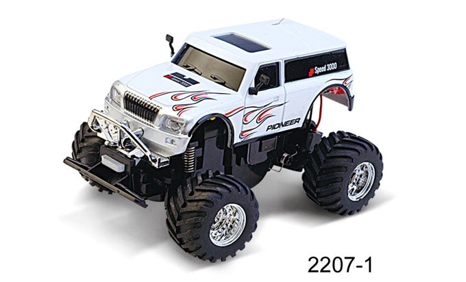 Mini Control Monster Truck (Sphere)