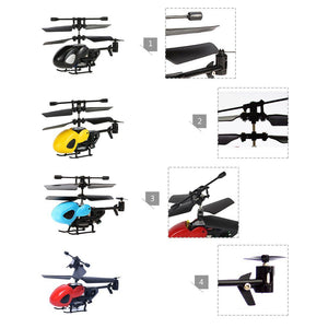 Mini Helicopter QS5010