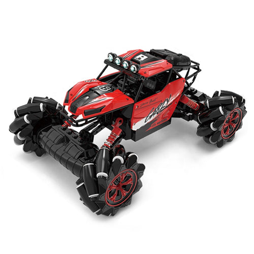 Cross Oblique Wheels RC Truck RQ2051