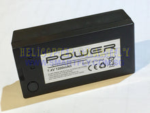 Load image into Gallery viewer, Lipo 7.4V 1200mah Battery modular S17 Traveller Pro B