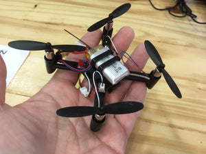 Drones - An Introductory Workshop for Beginners