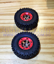 Load image into Gallery viewer, WL 12423 0070 Left tires (2pcs) spare part