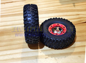 WL 12423 0070 Left tires (2pcs) spare part