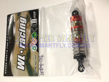Load image into Gallery viewer, WL 144001 spare parts red shock absorbers part no 1316