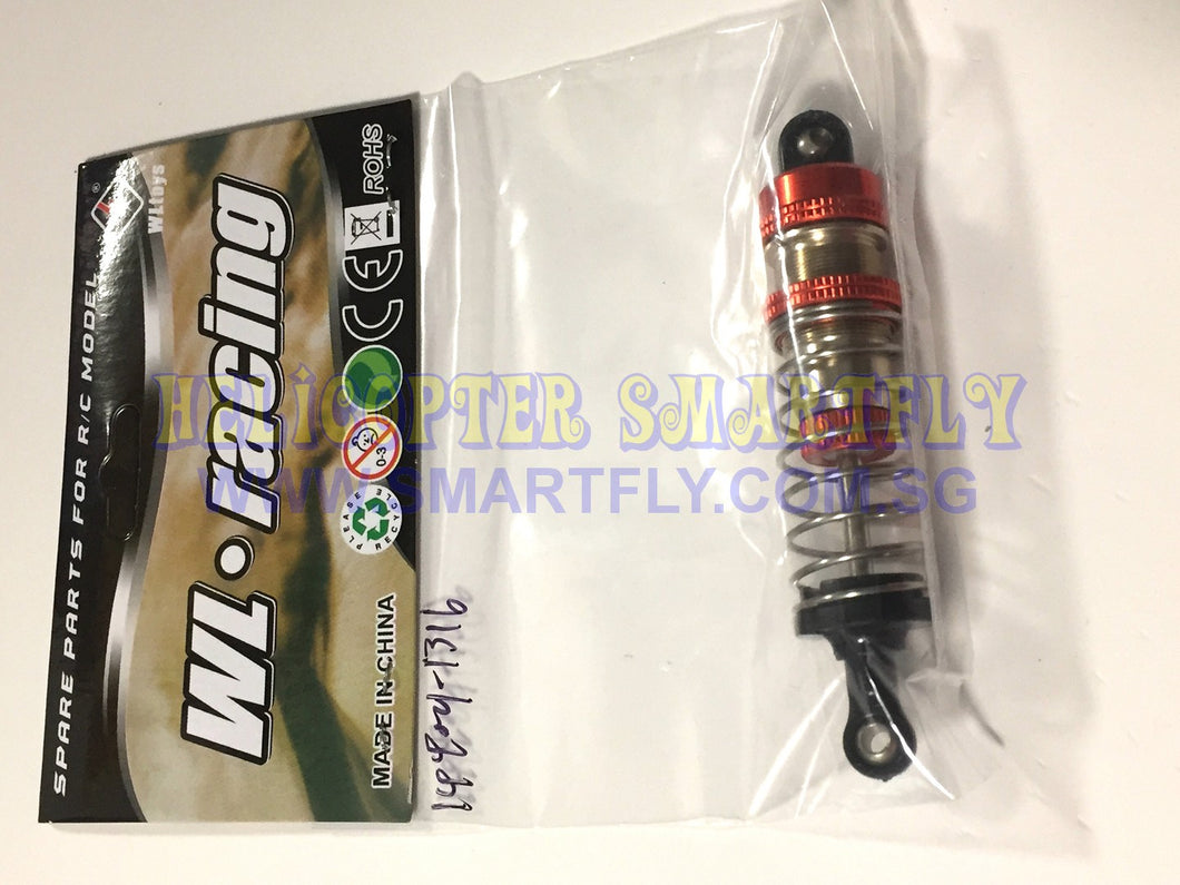 WL 144001 spare parts red shock absorbers part no 1316