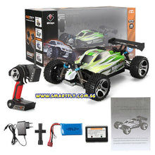 Load image into Gallery viewer, WL Toys A959-B RC Buggy (70km/h) Green