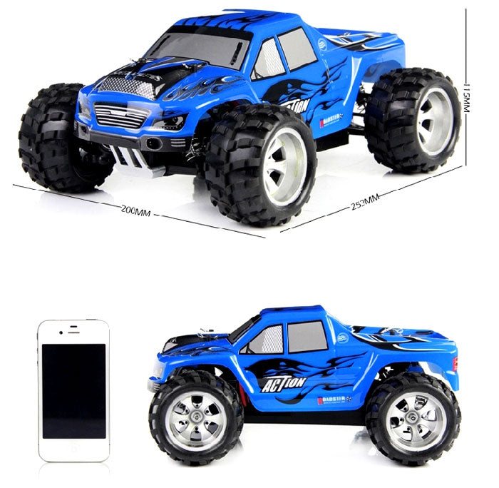 WL Toys A979 Truck (50km/h) Blue or Black
