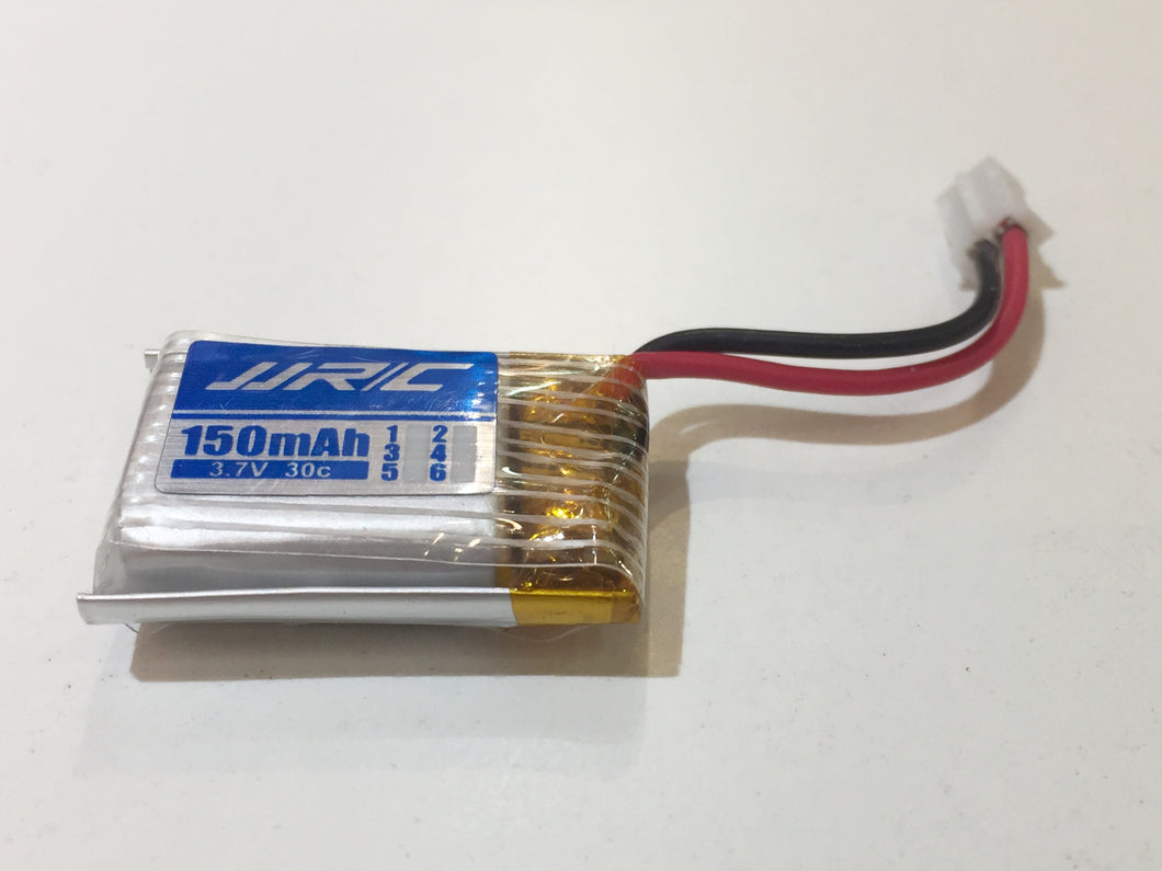Lipo 3.7V 150mah Battery PH2.0 connector H36 KK2DW A