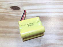 Load image into Gallery viewer, Ni-Cd 7.2V 1000mah (3x2) battery JST connector Huina Crane N2