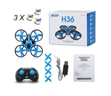 Load image into Gallery viewer, JJRC H36 Mini Drone