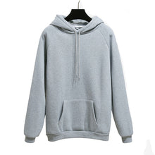 Load image into Gallery viewer, ZIAMENATI Pullover Thick Loose Women Hoodies Sweatshirts