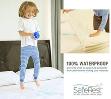 Load image into Gallery viewer, Premium Hypoallergenic Waterproof Mattress Protector
