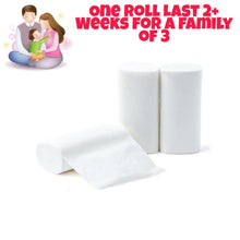 Load image into Gallery viewer, Toilet Paper 16 / 12 Rolls Bathroom Toilet Tissue