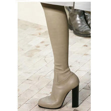 Load image into Gallery viewer, Stretchy Calf Over-the-Knee Boots Thigh High Boots