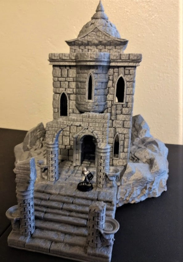 Chaos Keep Tower, Platform and Scatter Collection