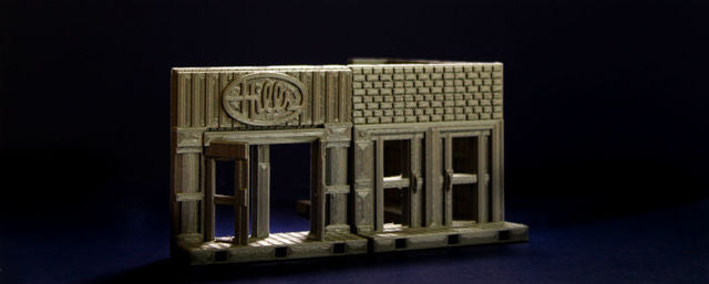 Belmont Hills Complete 1980s Shopping Mall Terrain Set