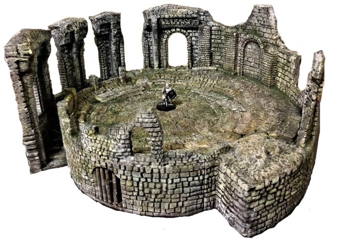 Frost Tower Ruins Set