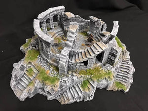 Free - Ancient Stone Ruins Model