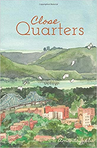 Close Quarters by Amanda Zieba - Birdy's Bookstore