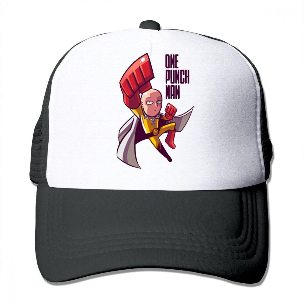 Casquette One Punch Man<br> Saitama One Punch - Super Héros Store
