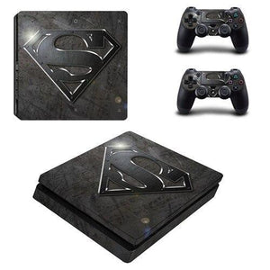 Stickers PS4 DC Comics Superman Origins - Super Héros Store