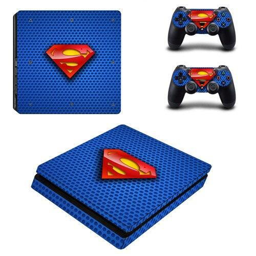 Stickers PS4 DC Comics Superman - Super Héros Store