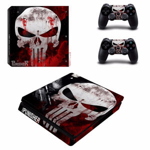 Stickers PS4 Marvel The Punisher - Super Héros Store