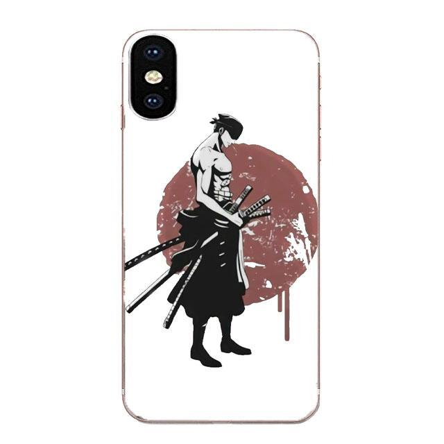 Coque One Piece LG<br> Zoro Haki - Super Héros Store
