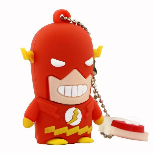 Clef Usb Super Heros <br/>The Flash - Super Héros Store