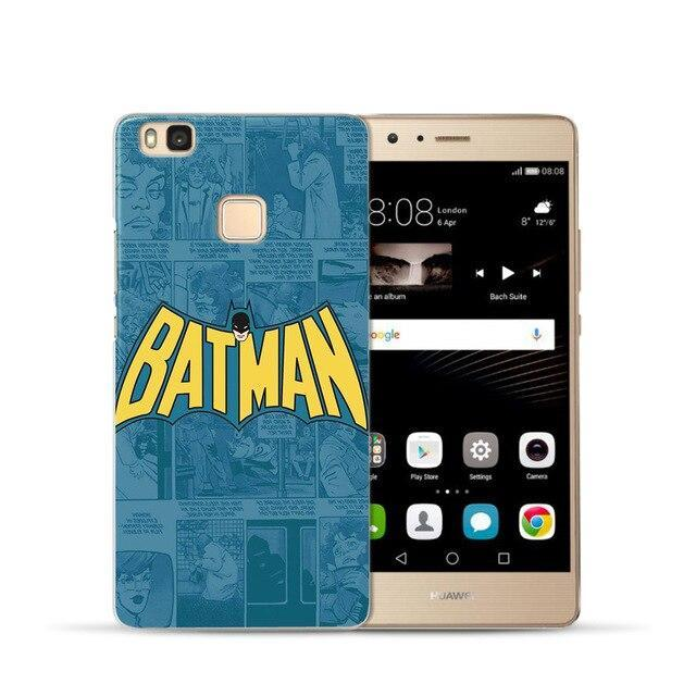 Coque Super Heros <br/>Huawei Batman DC - Super Héros Store